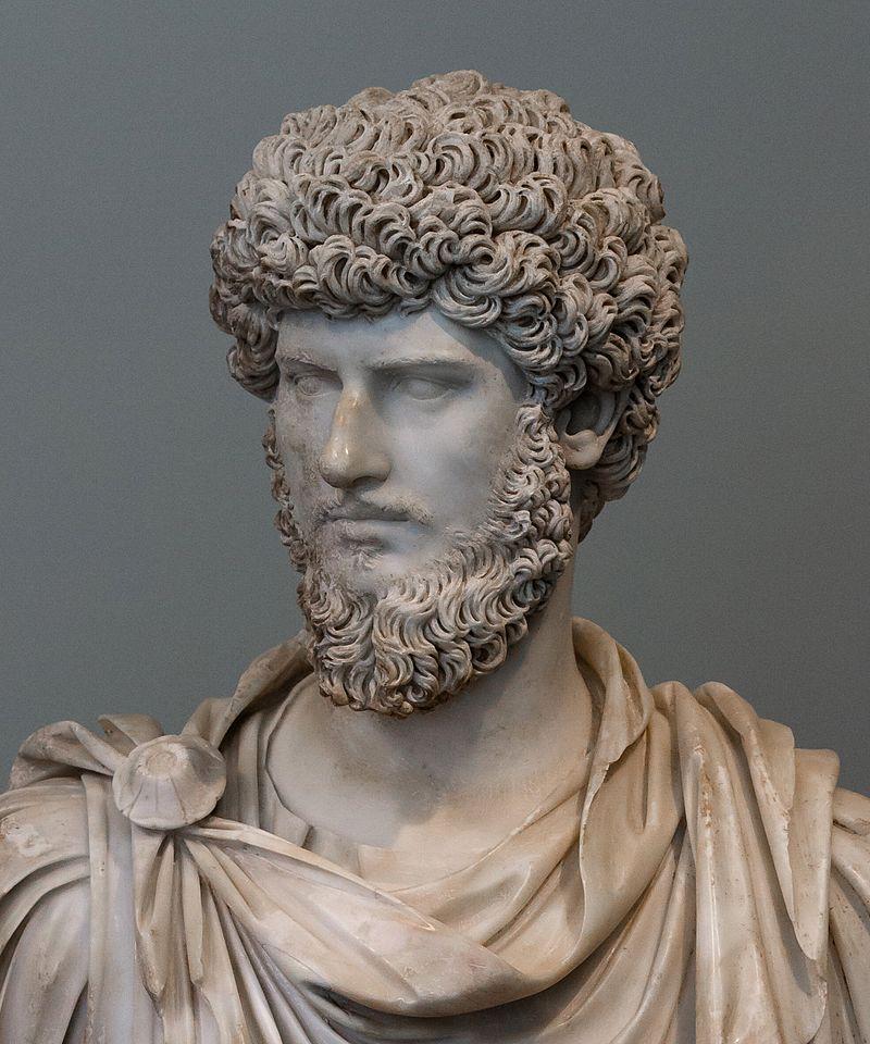 marco aurelio  Lucio Vero e la diarchia con Marco Aurelio - Grandi personaggi ...